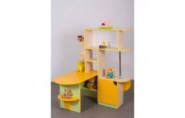 """Мебель для детского сада: купить Стол исскуств """"Радуга"""""""