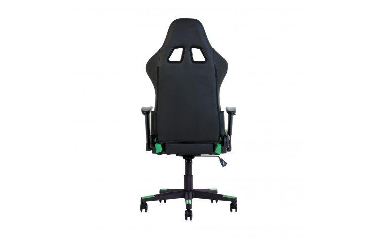 Игровые кресла: купить Кресло для геймеров Hexter ml r1d Eilt pl70 Eco/01 Black/Green - 3