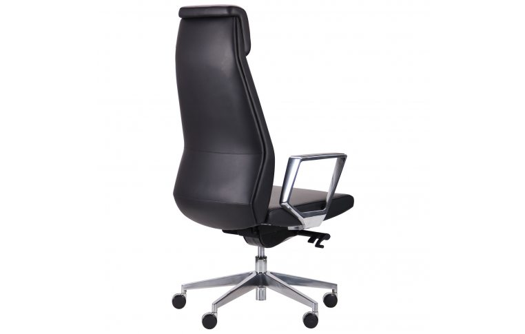 Кресла для руководителя: купить Кресло Larry HB Black AMF - 4