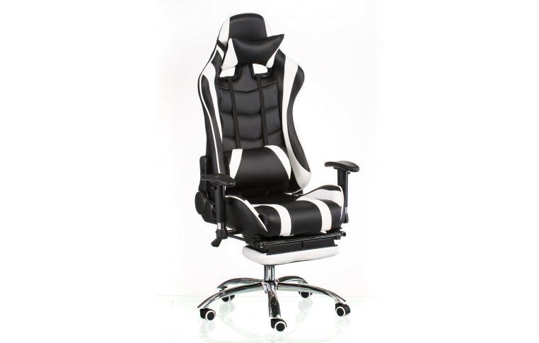 Геймерские кресла: купить ExtremeRace with footrest - 6