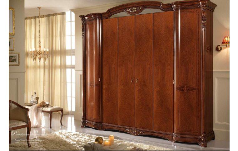 Итальянская мебель для спальни: купить Спальня Regina noce Mobil Piu - 8