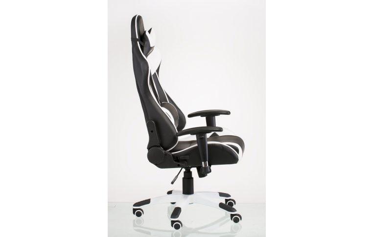 Офисные кресла: купить Кресло ExtremeRace black/white - 4