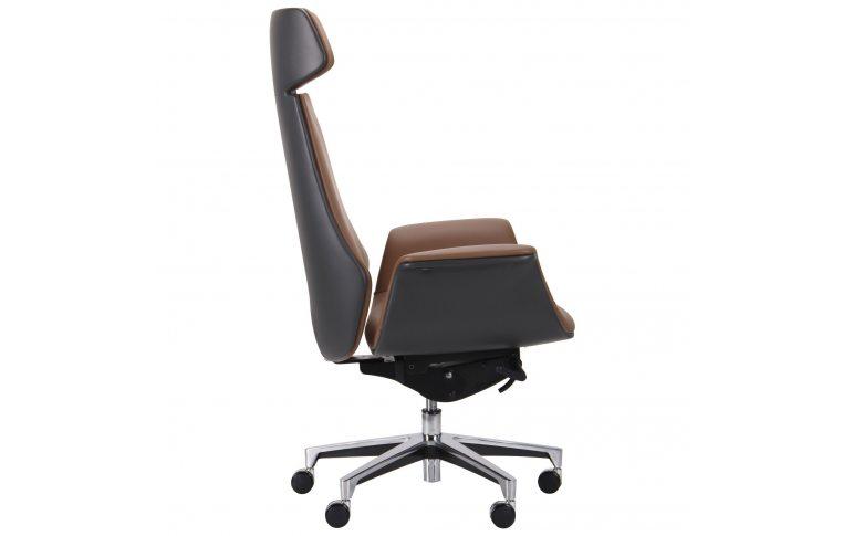 Кресла для руководителя: купить Кресло Bernard HB Brown/Dark Grey AMF - 4