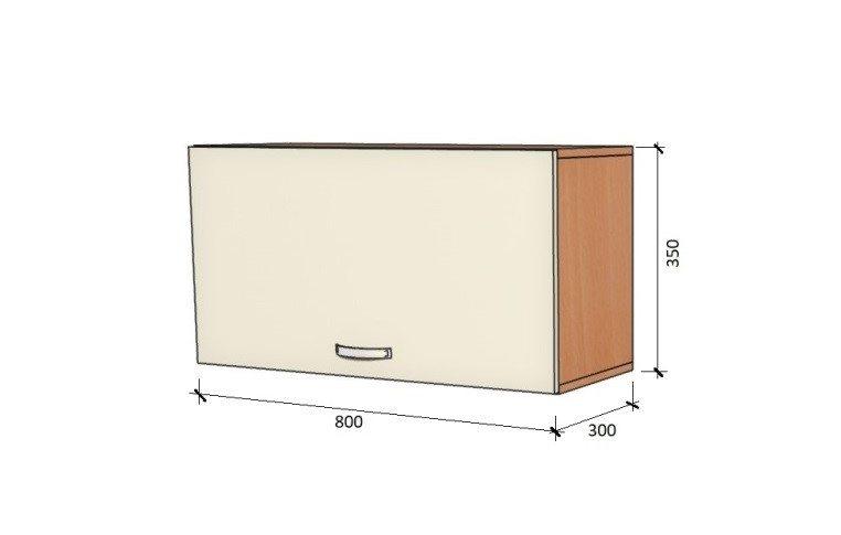 Школьные шкафы: купить Модуль стенка школьная НШ-В-3 - 1