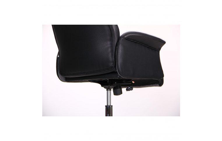 Кресла для руководителя: купить Кресло Brooklyn светло-серый, черный - 8