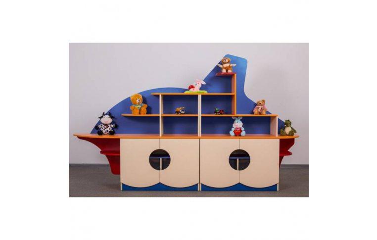 """Мебель для детского сада: купить Стенка """"Немо"""" - 1"""