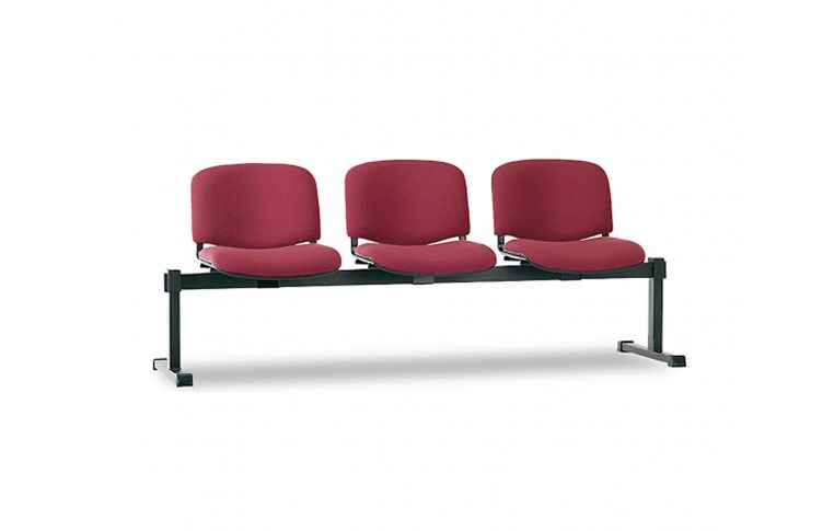 Офисные кресла: купить Стул ISO-3 Z plast black - 1