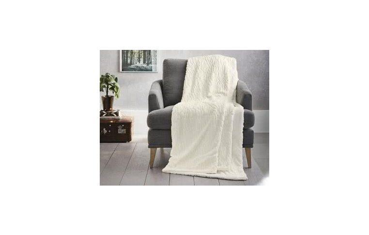 Декор для дома: купить Плед Fellpecke Fur Blanket 3881 Ibena - 1