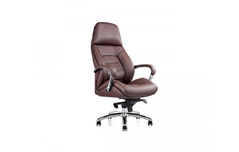 Кресла для руководителя: купить Кресло F181 коричневый - 1