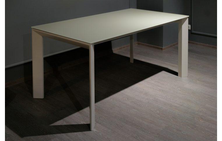 Кухонная мебель: купить Стол Matt White YA-079DT-5T (МЭТ УАЙТ) - 1