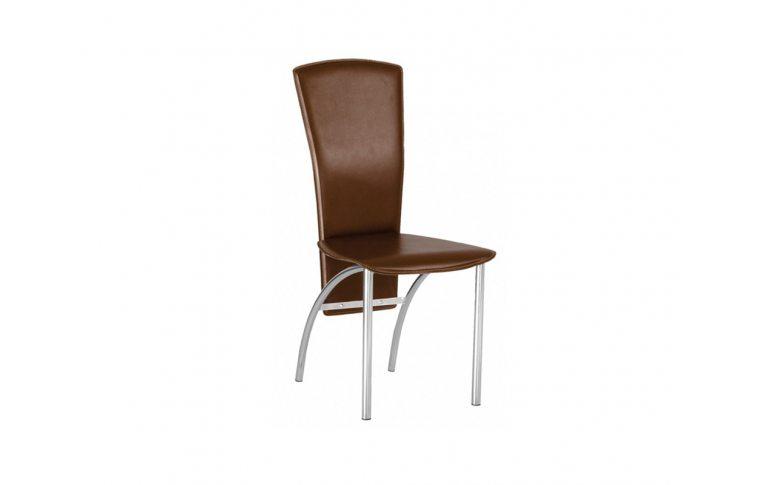 Барные стулья: купить Стул барный Amely chrome V-49 - 1