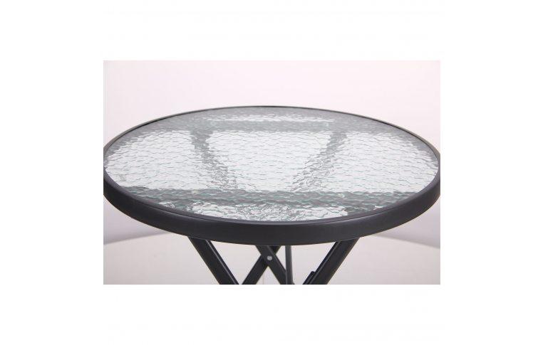 : купить Стол Maya т.серый, стекло AMF - 5