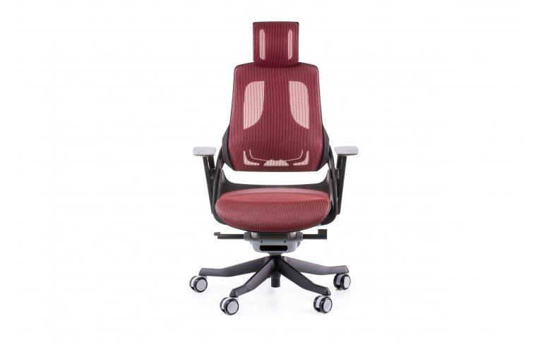 Офисные кресла: купить Кресло WAU DEEPRED NETWORK - 2