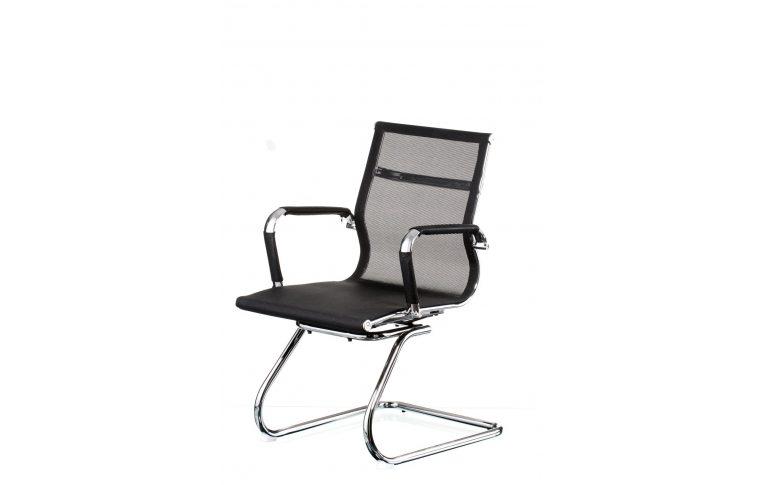 Конференц кресла и стулья: купить Стул Solano office mesh black - 1