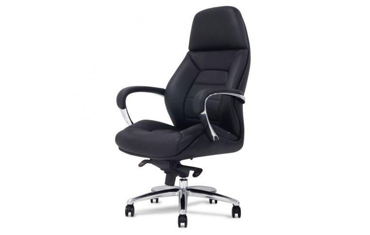 Кресла для руководителя: купить Кресло F181 черный - 3