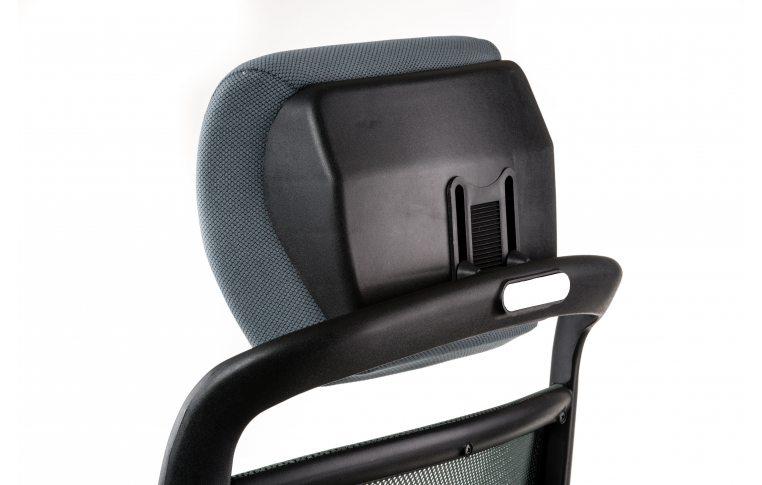Офисные кресла: купить Кресло FULKRUM SLATEGREY FABRIC, SLATEGREY MESH - 10