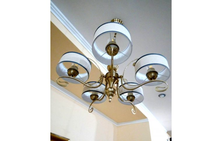 Декор для дома: купить Люстра 17122НВ/5Р TINKO - 2