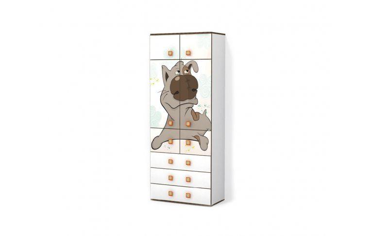 Детская мебель: купить Детский шкаф Джой (Joy) LuxeStudio - 1