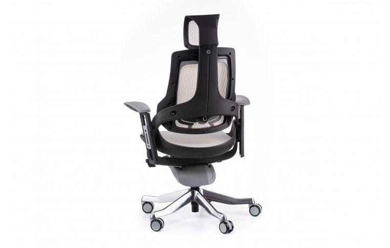 Офисные кресла: купить Кресло WAU SNOWY NETWORK - 4