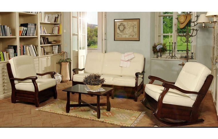 Мягкая мебель: купить Кресло-качалка Рома (Roma) - 3