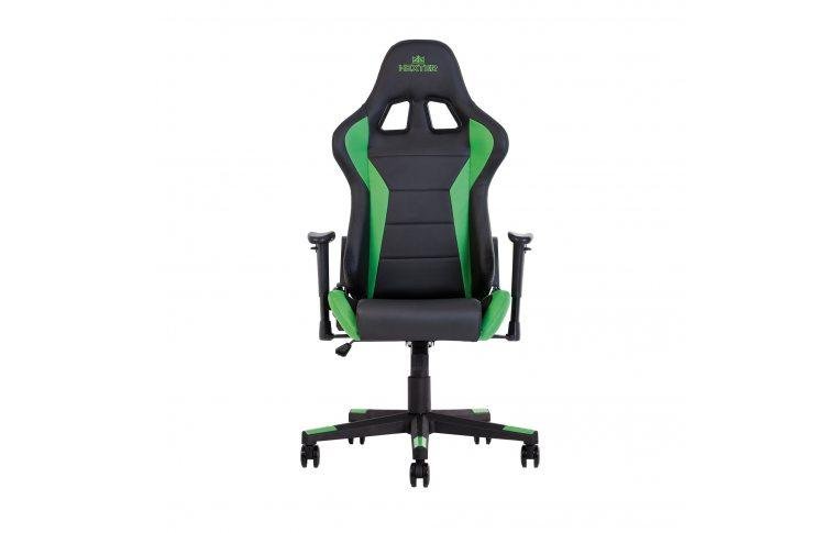 Игровые кресла: купить Кресло для геймеров Hexter ml r1d Eilt pl70 Eco/01 Black/Green - 2