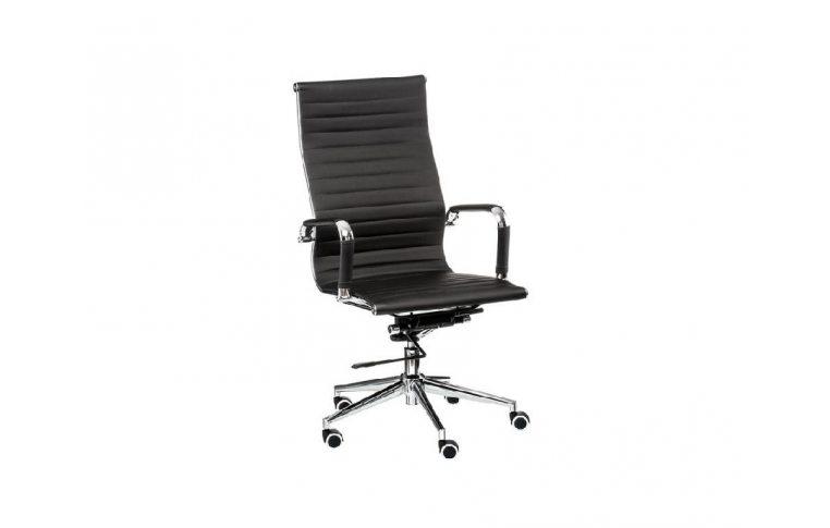 Компьютерные кресла: купить Кресло Solano artleather black - 1