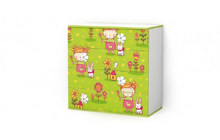 Детская мебель: купить Детская Яблоко (Apple) LuxeStudio - 3