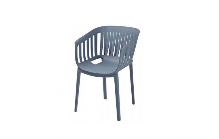 Пластиковые стулья: купить Кресло Патио сланець - 1