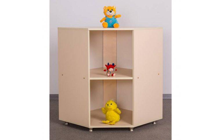 Мебель для детского сада: купить Секция угловая переходная - 1
