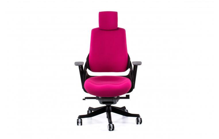 Офисные кресла: купить Кресло WAU MAGENTA FABRIC - 2