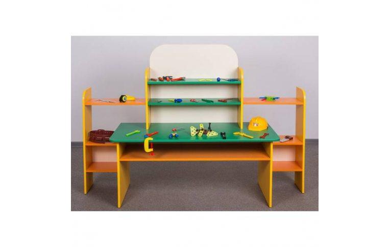 """Мебель для детского сада: купить Стенка """"Мастерская"""" - 1"""