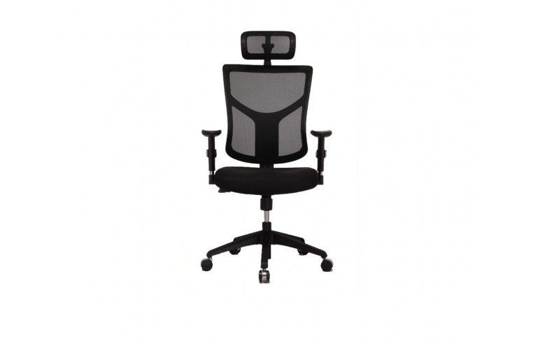 Кресла для руководителя: купить Кресло Expert Star черный - 3