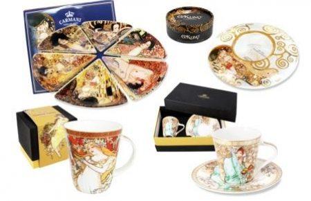 Новая новогодняя коллекция сувениров производства Carmani (Польша).