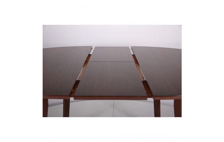 Кухонные столы: купить Стол обеденный раздвижной Паддингтон орех светлый AMF - 6
