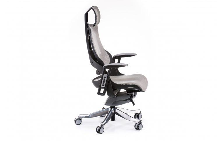 Офисные кресла: купить Кресло WAU SNOWY NETWORK - 5