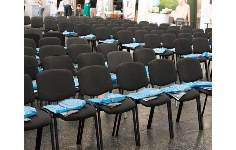 Офисные стулья: купить Стул офисный ISO black A-1/C-11 - 4