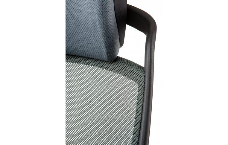 Офисные кресла: купить Кресло FULKRUM SLATEGREY FABRIC, SLATEGREY MESH - 8