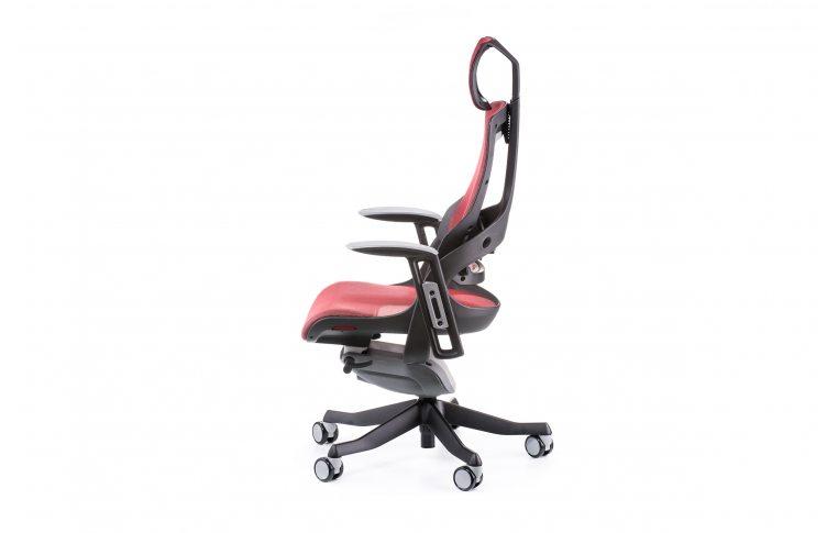 Офисные кресла: купить Кресло WAU DEEPRED NETWORK - 3