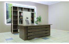 Письменные столы: купить Стол компьютерный кабинета руководителя Сильф Интеграл І-018