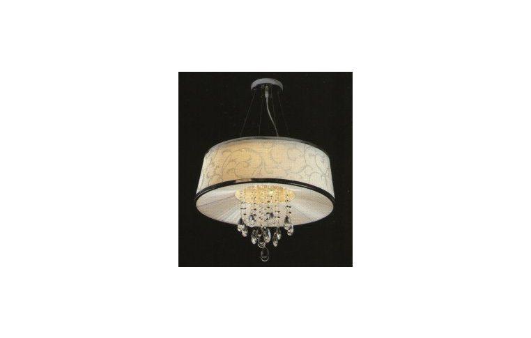 Декор для дома: купить Люстра с абажуром TINKO 14555CR/6P+LED - 1