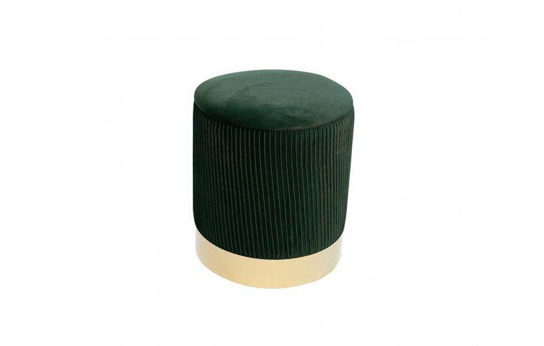 Пуфы: купить Пуф Томас мягкий зеленый - 1
