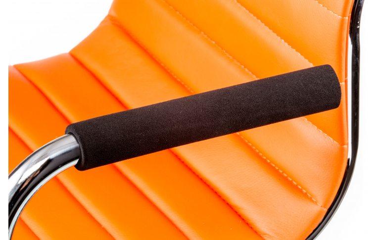 Барные стулья: купить Стул барный Bar orange plate - 4