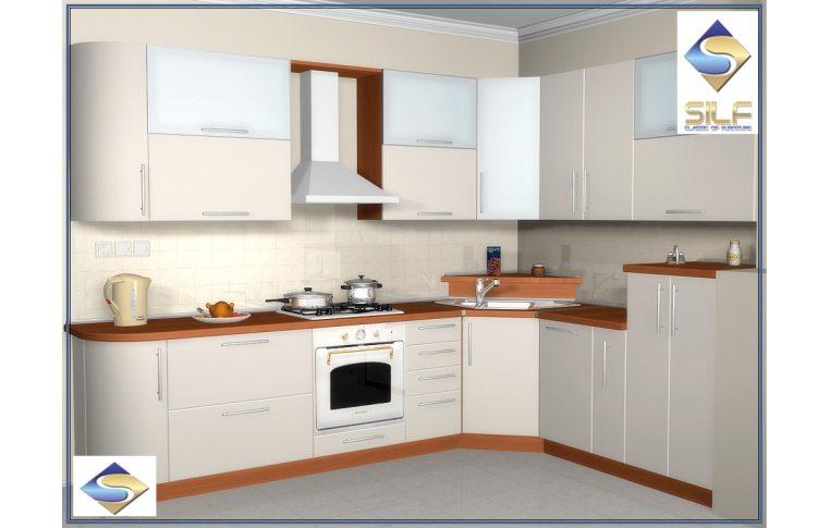 Кухни на заказ: купить Кухня под заказ Адрианна Сильф - 1