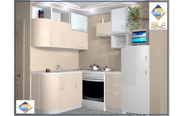 Кухни на заказ: купить Кухня под заказ Аманда Сильф - 1