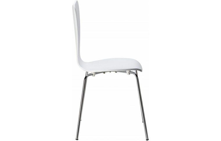 Кухонные стулья: купить Стул Ант, гнутая фанера, белый - 6