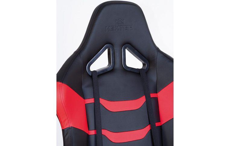 Геймерские кресла: купить Кресло для геймера Hexter rc r4d Tilt mb70 Eco/02 Black/Red - 5
