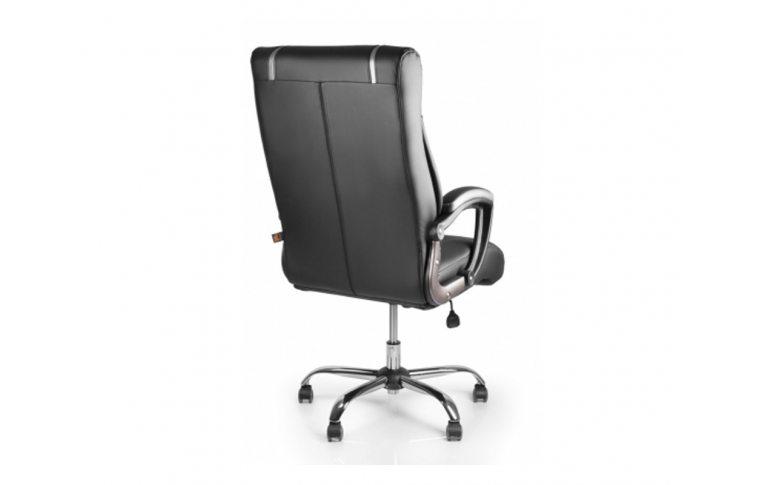 Кресла для руководителя: купить Кресло Barsky Design PU black BD-01 - 7