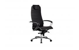Кресла для руководителя: купить Кресло Samurai K-1.02 черный