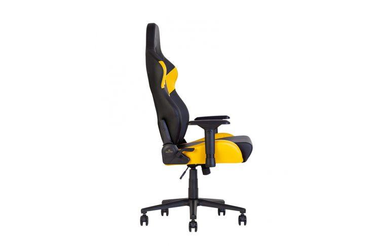 Игровые кресла: купить Кресло для геймеров Hexter rc r4d Tilt mb70 Eco/02 Black/Yellow - 4