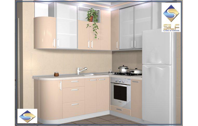 Кухни на заказ: купить Кухня под заказ Ивонна Сильф - 1
